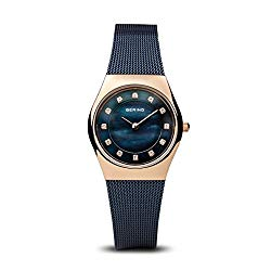BERING Time | Women's Slim Watch 11927-367 | 27MM Ø Case | Classic Collection | Stainless Steel Strap | Scratch-Resistant Sapphire Glass | Minimalistic Danish Design