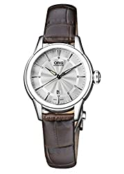 Oris Artelier Date Automatic Ladies Watch 01 561 7687 4051-07 5 14 70FC