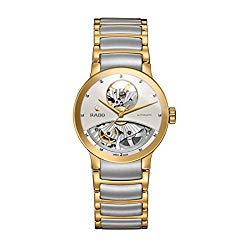 Rado Centrix Open Heart Dial Automatic Mens Watch R30246013